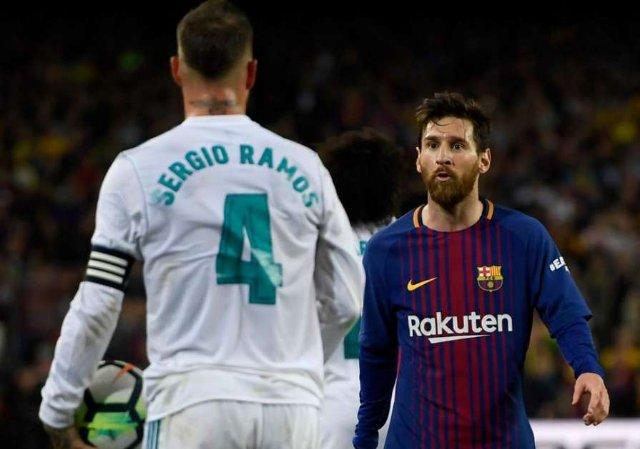 Рамос: «Марадона находится в нескольких световых годах от Месси»