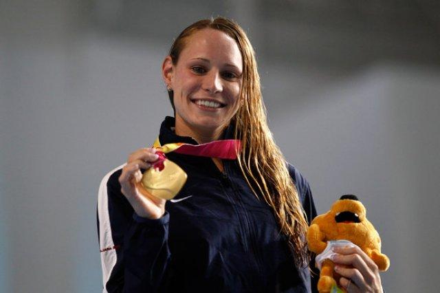 Американская пловчиха получила три месяца дисквалификации за допинг
