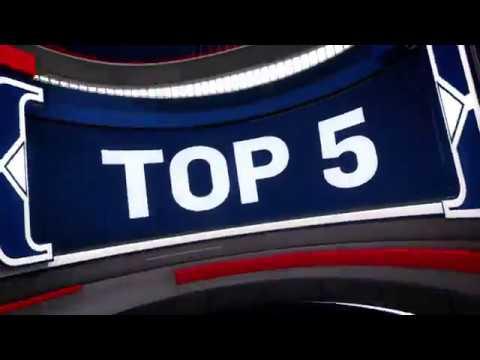 Роскошные «гвозди» Расселла Уэстбрука и Клэя Томпсона – в топ-5 дня в НБА