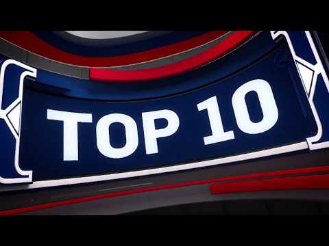 Проход Ирвинга, аллей-уп на Уэстбрука и мощный данк Худа — в топ-10 дня в НБА
