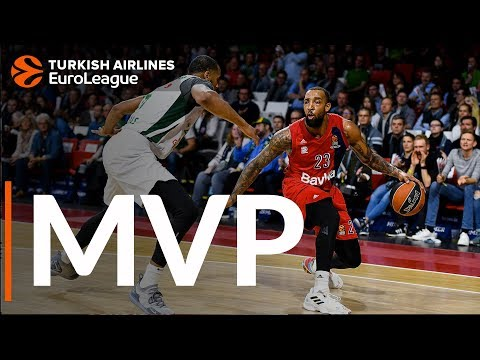 Д. Уильямс — MVP 12-го тура Евролиги