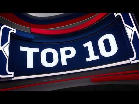 Роскошная передача Карри и сокрушительный данк Игуодалы — в топ-10 дня в НБА