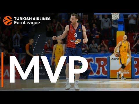 Уэртас — MVP 18-го тура Евролиги