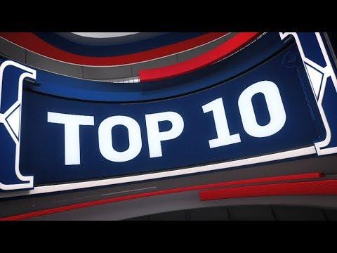 Роскошное добивание сверху Бена Симмонса — в топ-10 дня в НБА