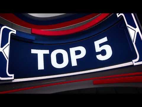 Сокрушительные данки Таунса и роскошный проход Роуза – в топ-5 дня в НБА