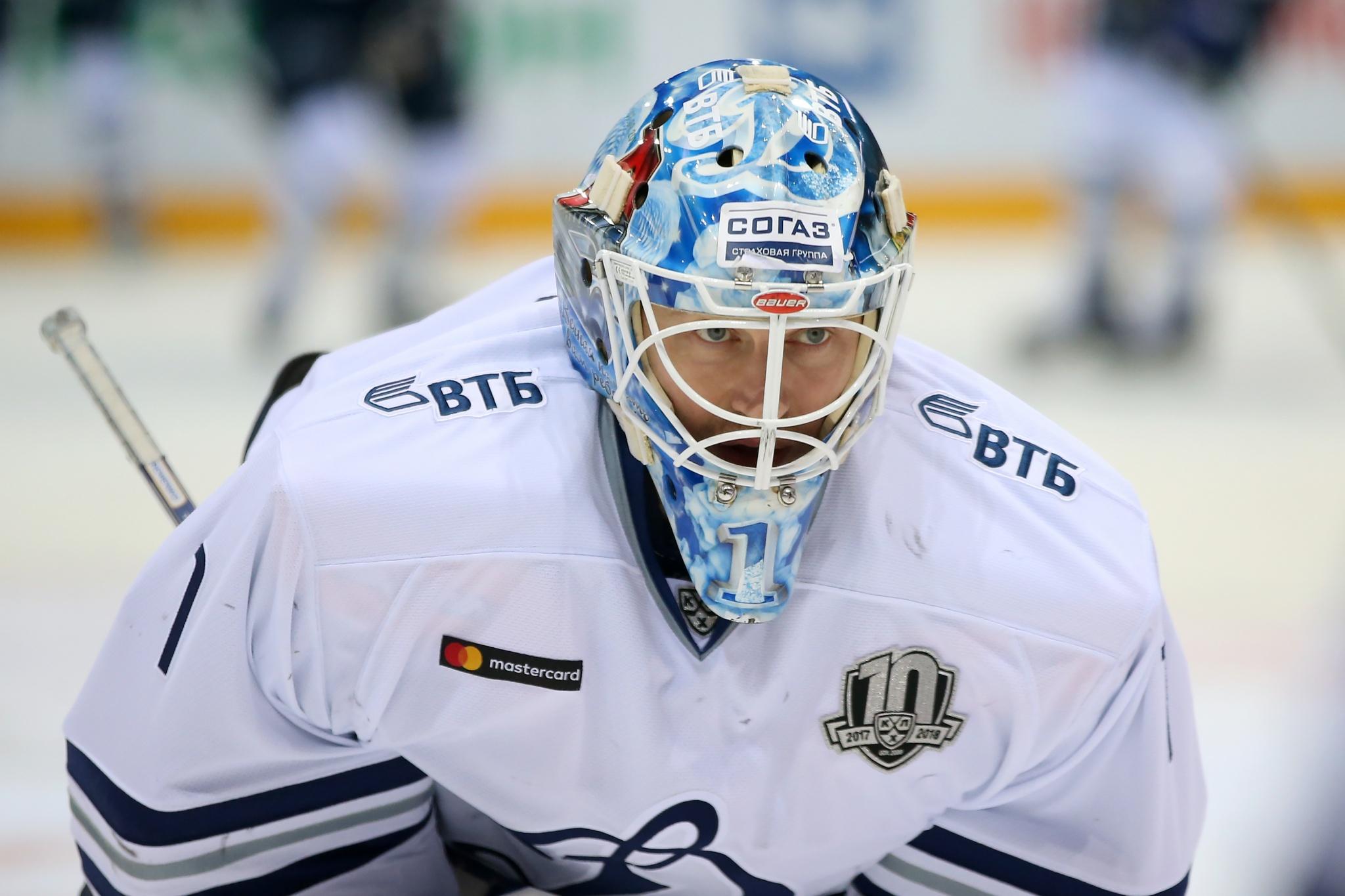 Еременко одержал 250-ю победу в регулярке и плей-офф КХЛ