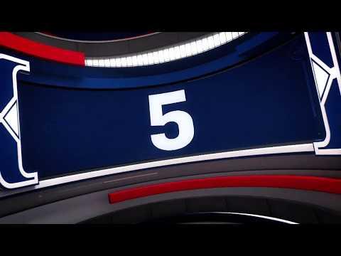 Виртуозный дриблинг в эффектном проходе Дрю Холидэя – в топ-5 дня в НБА