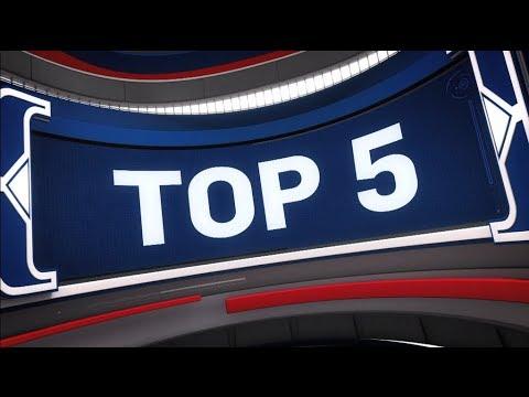 Роскошный проход и невероятный финт Ирвинга – в топ-5 дня в НБА