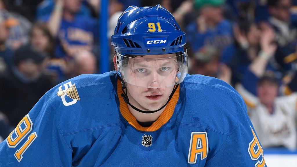Тарасенко преодолел рубеж в 400 очков в НХЛ