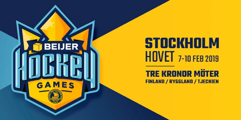 Шведские игры: Россия - Финляндия, Чехия - Швеция