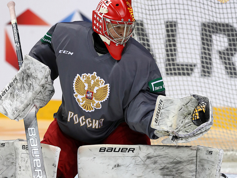 Денисенко переведён в звено к Шипачёву и Кагарлицкому перед игрой со шведами