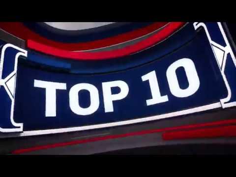 Эффектный аллей-уп Уэйда и роскошная передача Хардена — в топ-10 дня в НБА