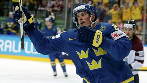 Луи Эрикссон поможет сборной Швеции на чемпионате мира