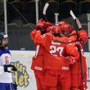 Сборная России сыграет с Беларусью в четвертьфинале ЮЧМ-2019