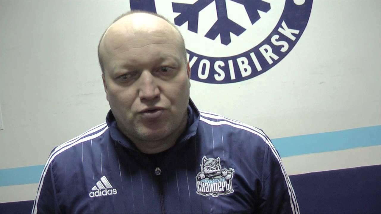 Николай Заварухин назначен на должность главного тренера