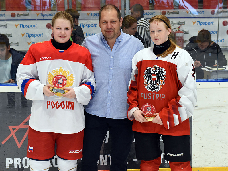 Архипова: в финале с Финляндией надо просто сыграть в свой хоккей