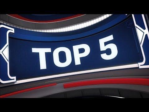 Эффектный блок-шот сзади Клэя Томпсона — в топ-5 дня в НБА