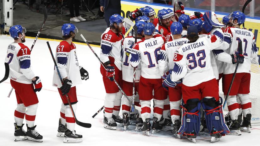 4 очка Ворачека помогли Чехии отыграться с 0:2 и одолеть Латвию на ЧМ-2019