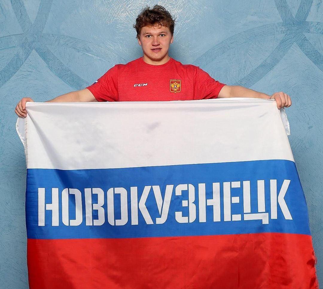 Источник: Капризов поможет сборной России в матче с Италией