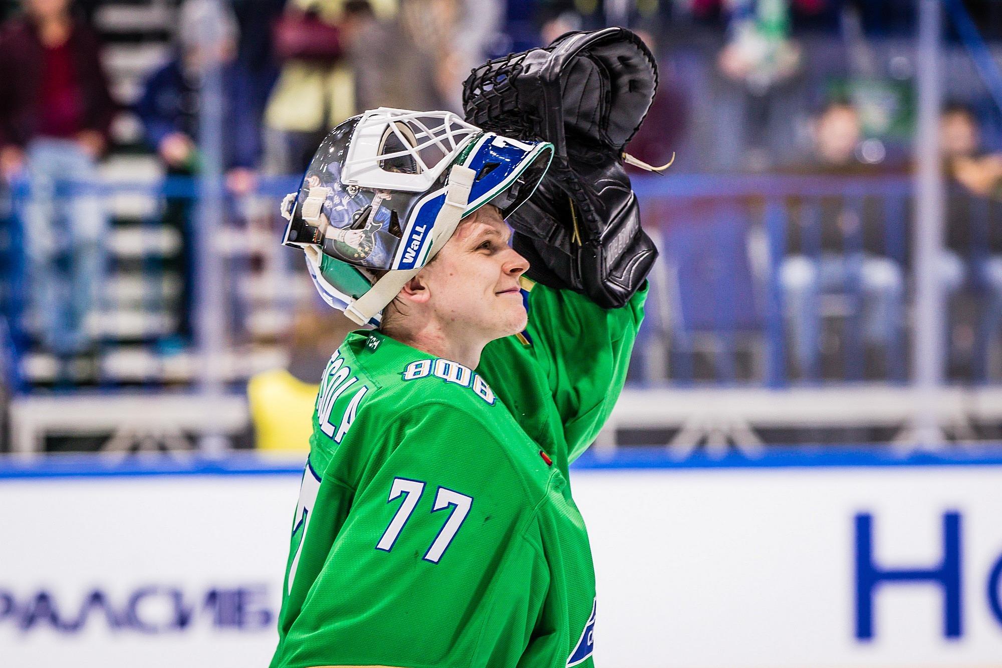 Метсола: не могу отойти от эмоций после победы Финляндии на чемпионате мира