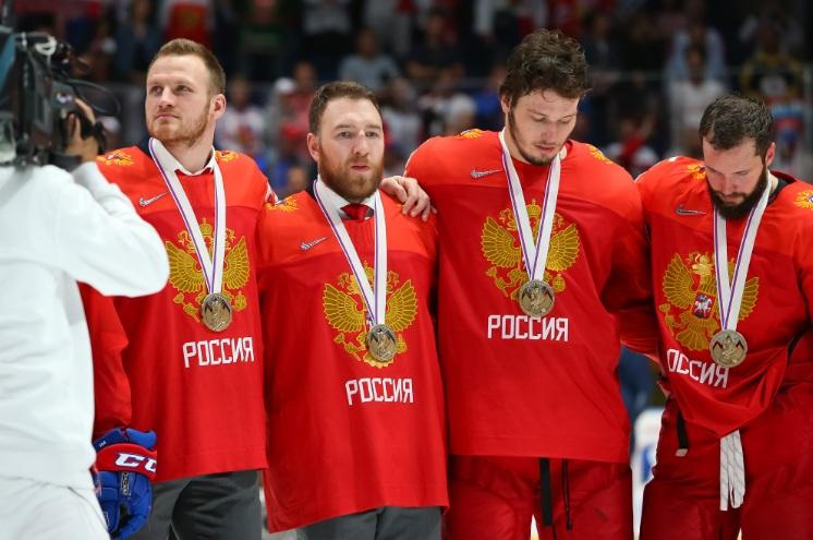 Телегин: медаль - есть медаль, на следующем чемпионате мира надо брать золото