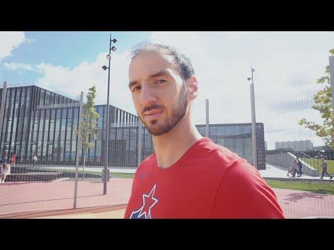 Куфос: начал играть в баскетбол после смерти отца, чтобы отвлечься