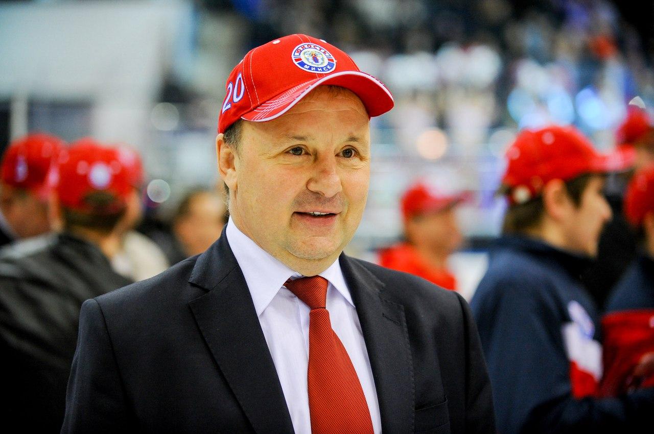 Захаров: мне жалко этих тренеров, которые работают в минском
