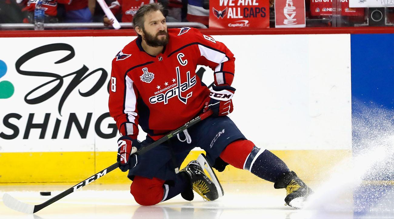 Овечкин обогнал Рёника и Мёрфи по очкам в НХЛ