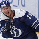 Яшкин набрал очки в 11-м матче подряд, это лучшая серия сезона