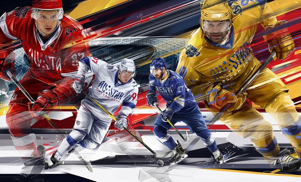КХЛ представила форму на Матч звезд-2020