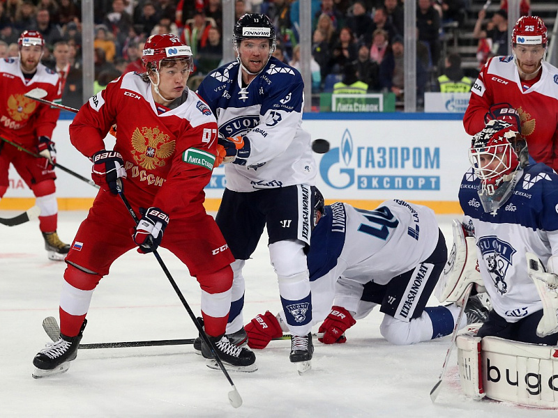 Сборная Финляндии за два года ни разу не забила в