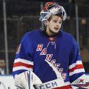 Шестеркин отразил 31 бросок в матче АХЛ и стал первой звездой