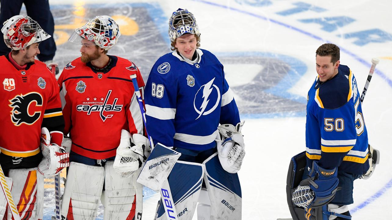 Василевский о супер-сэйве на Матче звезд НХЛ: это на инстинктах получается