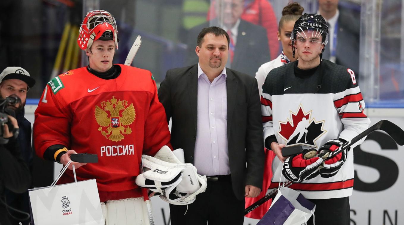 Канарейкин: в матче с Канадой должен сыграть Мифтахов, это однозначно